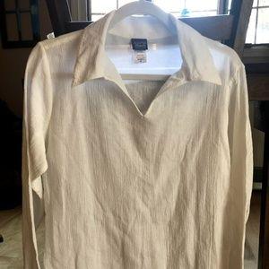 Patagonia long sleeved shirt